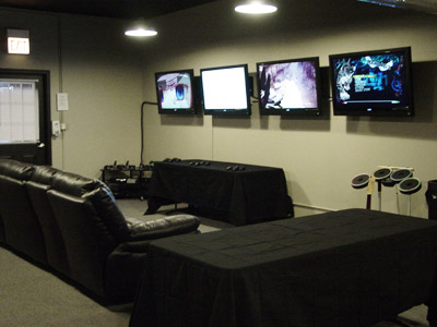 Video game rooms nerds geeks united solutioingenieria Image collections