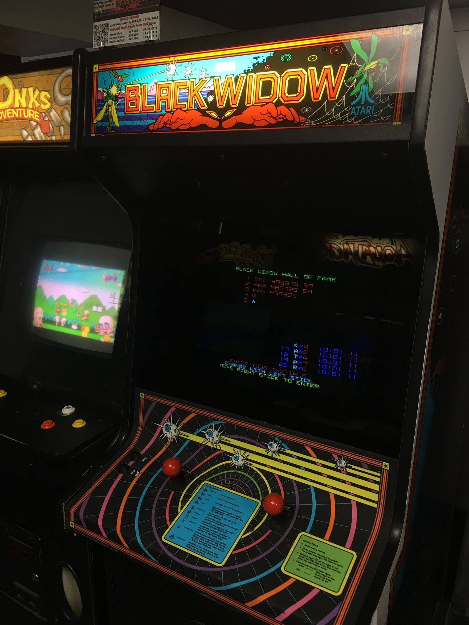 PageGhostEdge   Galloping Ghost Arcade  